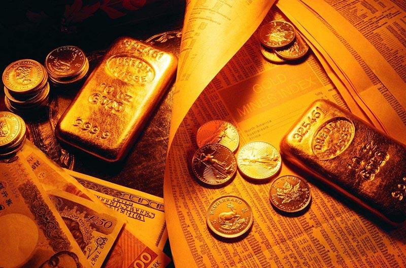 在FXTM交易黄金和白银